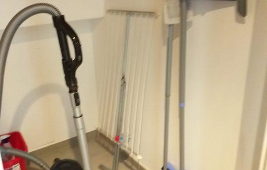 Abstellräumchen in der Wohnung