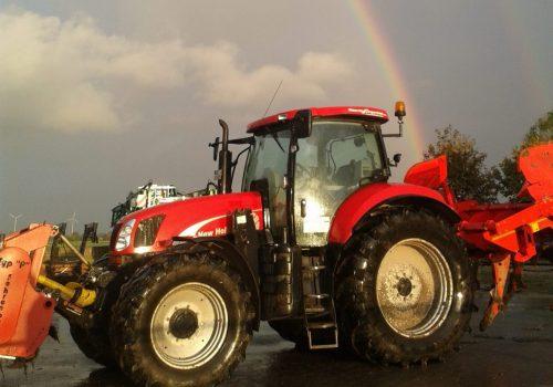 Ferienwohnung_sonsbeck_Regenbogen_mit_traktor
