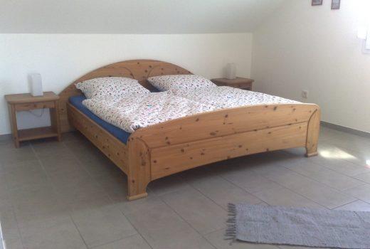 Schlafzimmer Anne